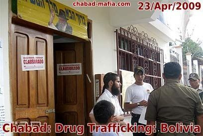 chabad cocaine drug dealing in bolivia and latin america