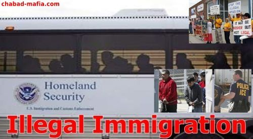 illegal immigration raid at agriprocessors