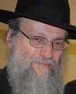 Rabbi Sholom Ber Levitin 2007