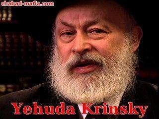 Rabbi Yehuda Krinsky